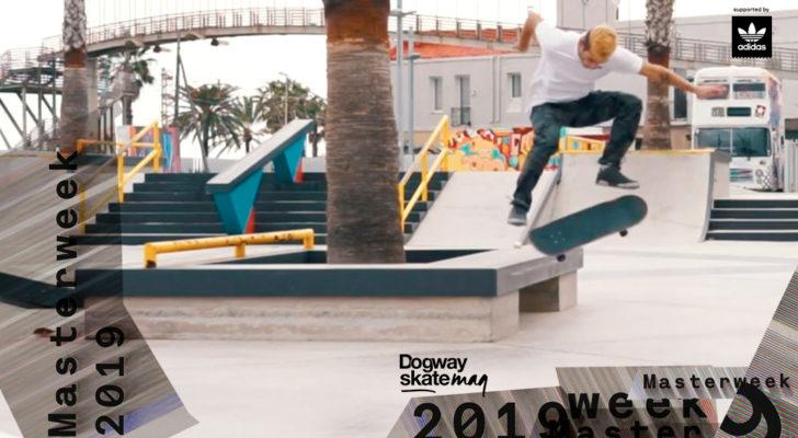 Raúl Fernández. Masterweek 2019 x adidas Skateboarding