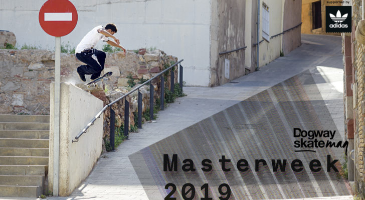 Participa en el Dogway Masterweek 2019 Supported by adidas