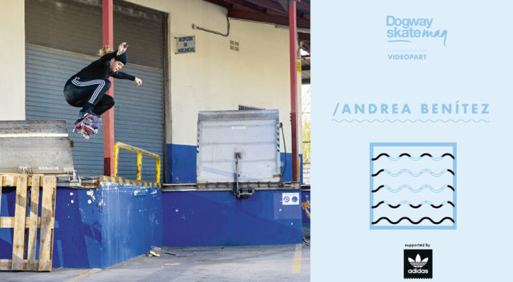 Ya puedes ver la parte completa de Andrea Benítez y leer su entrevista