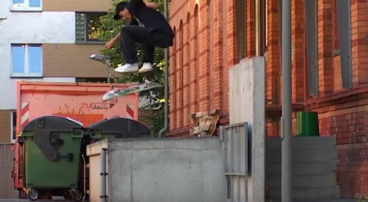 Parte de Denny Pham para presentar la collabo Flip x Skatedeluxe