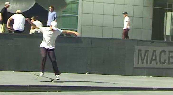 Barcelona VX clip de Josu Ortega