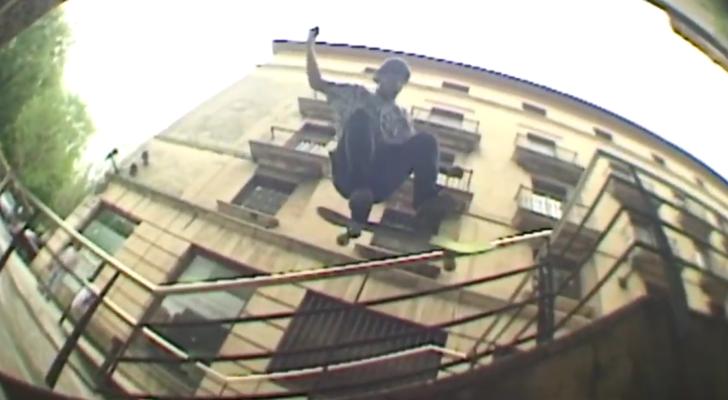 H.264, el nuevo clip de VX Streets