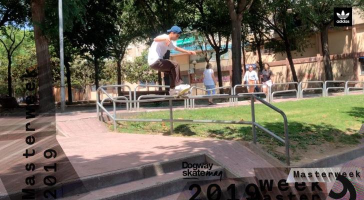 Edu Martín. Masterweek 2019 x adidas Skateboarding