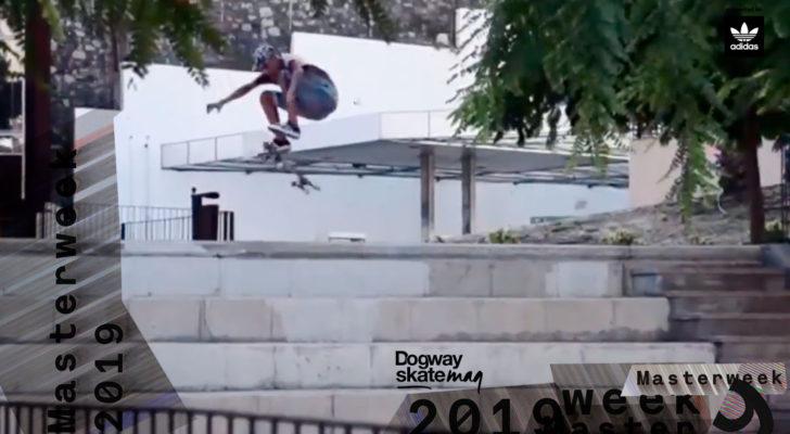 Ismael Pérez. Masterweek 2019 x adidas Skateboarding