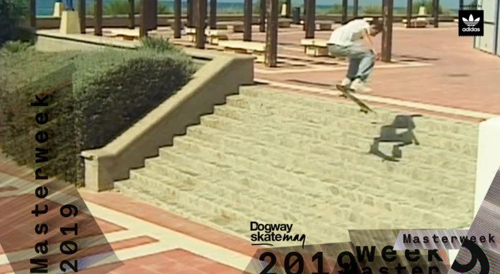 Jimmy Ramírez. Masterweek 2019 x adidas Skateboarding