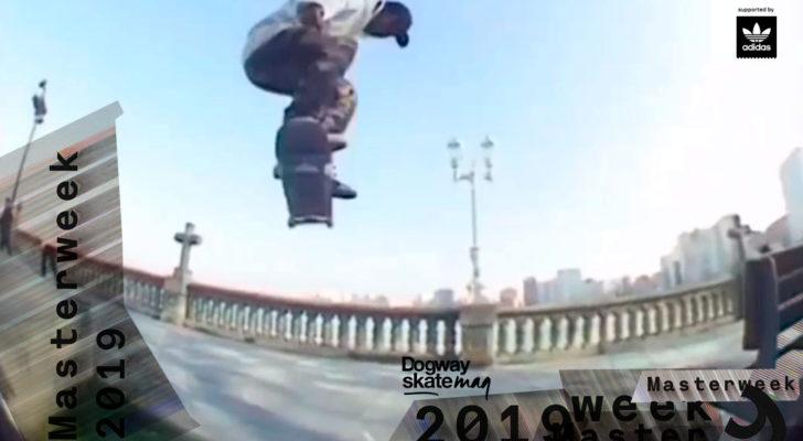 Joel Lima. Masterweek 2019 x adidas Skateboarding