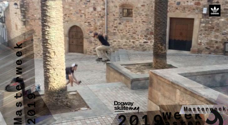 Juan Abril. Masterweek 2019 x adidas Skateboarding