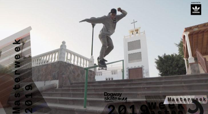 Miguel Rodríguez. Masterweek 2019 x adidas Skateboarding