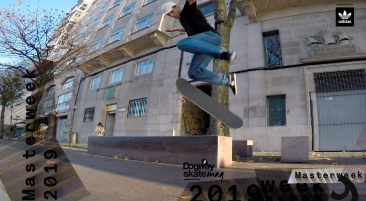 Pablo García. Masterweek 2019 x adidas Skateboarding