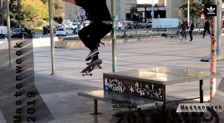 Diego Figueroa.  Masterweek 2019 x adidas Skateboarding