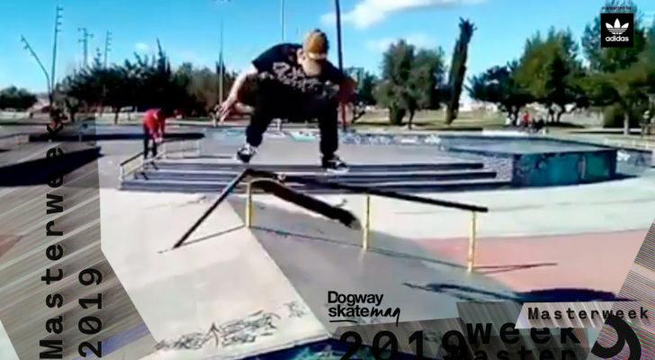 David Ruiz. Masterweek 2019 x adidas Skateboarding