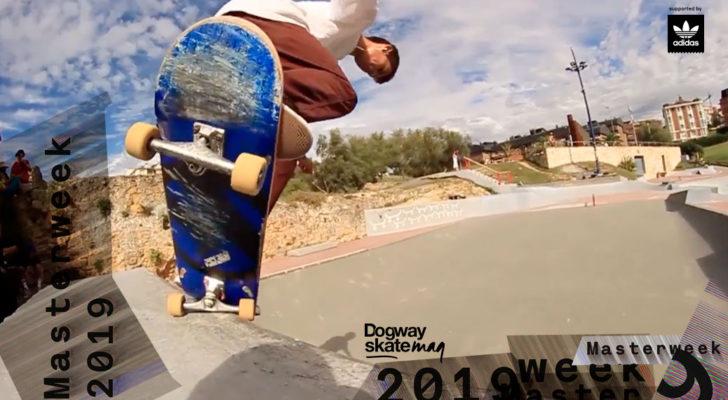 Jon López.  Masterweek 2019 x adidas Skateboarding