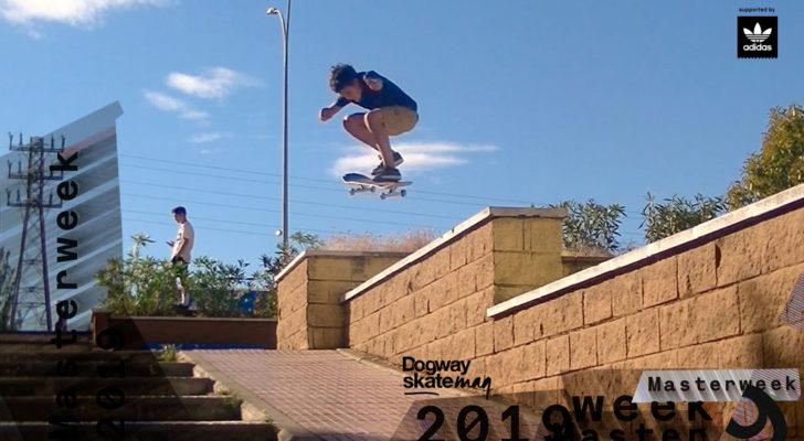 Marco Abad. Masterweek 2019 x adidas Skateboarding