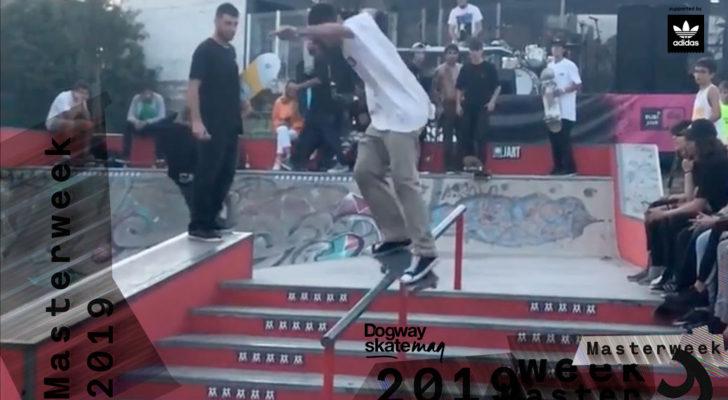Victor Graccia. Masterweek 2019 x adidas Skateboarding