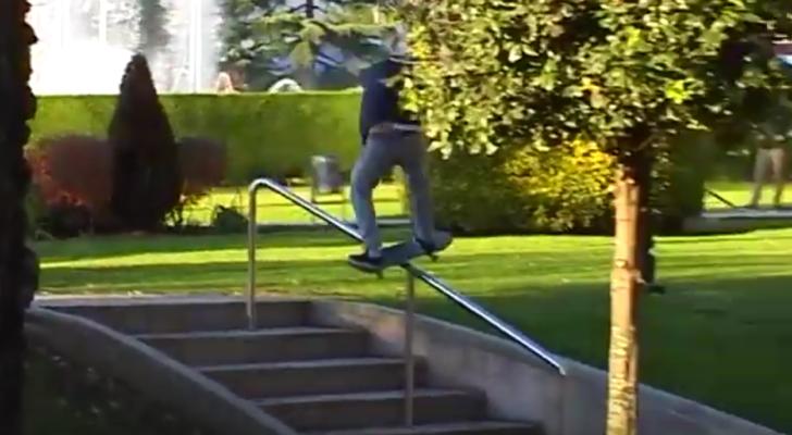 Clip Serious Skateboarding III desde Asturias