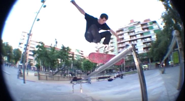 Victimized. Un clip con 8 minutos de street skate