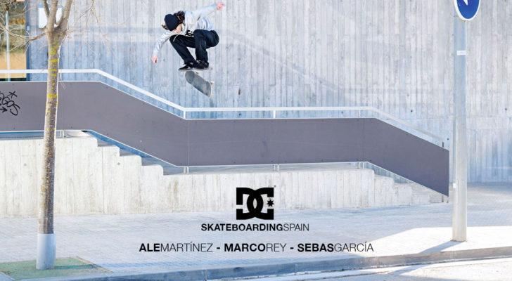 DC Skateboarding Spain Clip 2019. Estreno online