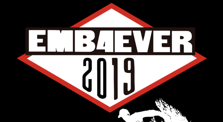 Toda la info del EMB4EVER 2019