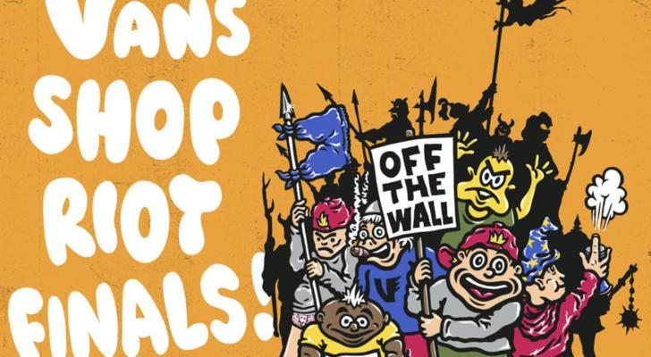 Final europea del Vans Shop Riot