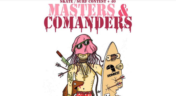 Masters And Comanders 2019. Campeonato +40