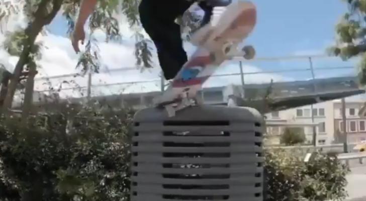 Pol Catena entra en SkateDeluxe con este clip