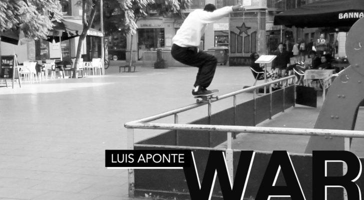 Estreno de War, una parte completa de Luis Aponte