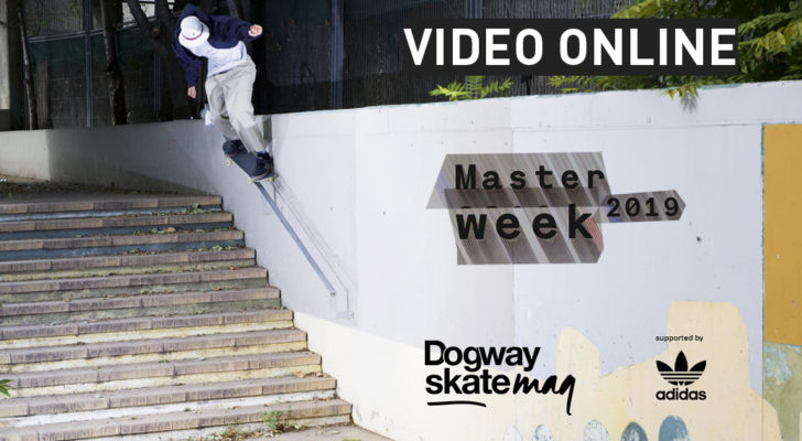 Vídeo del Masterweek 2019 Supported by adidas