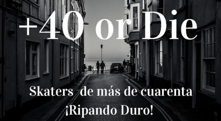 Info de la premier del vídeo «+40 Or Die» en Sevilla y más