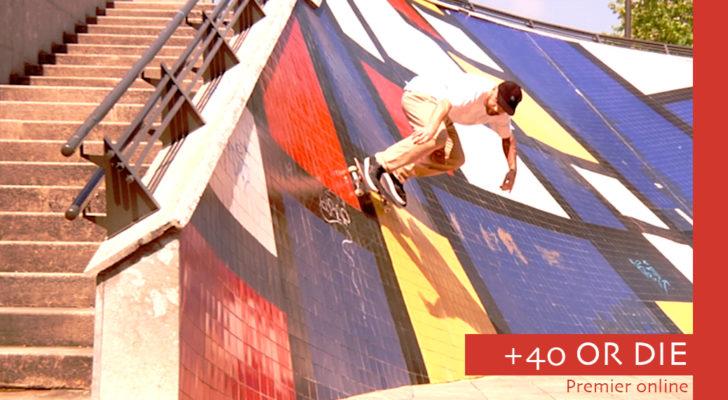 Hoy estrenamos +40 Or Die, un vídeo nacional de mayores de 40
