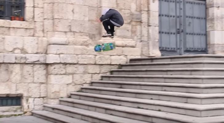 5-5-5, el nuevo vídeo de Slappy desde Valladolid