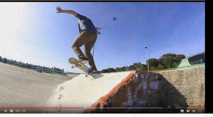 Skate Eskola clip