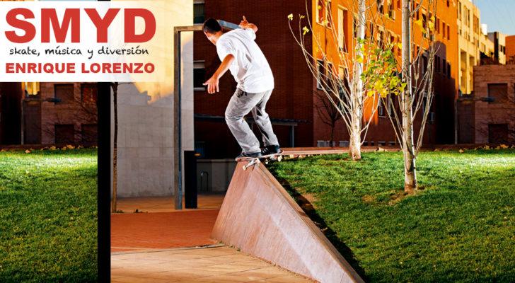 SMYD. Skate, Música y Diversión con Enrique Lorenzo
