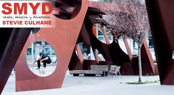 SMYD. Skate, Música y Diversión con Stevie Culhane