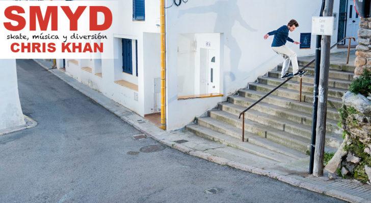 SMYD. Skate, Música y Diversión con Chris Khan