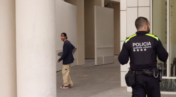 Dos nuevos clips del paso de Javier Sarmiento por Macba
