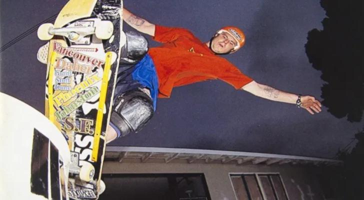 Ha muerto el mítico skater Jeff Grosso
