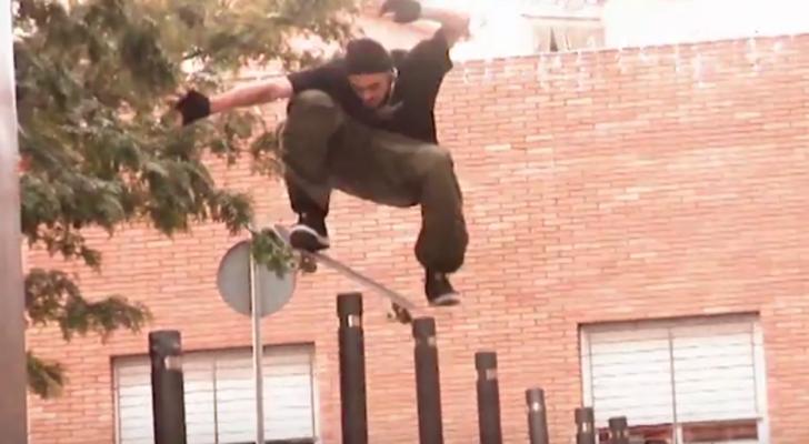 «Rōnin», un clip con Thiago Lima patinando Barcelona