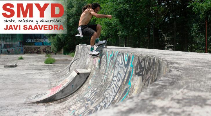 SMYD. Skate, Música y Diversión con Javi Saavedra