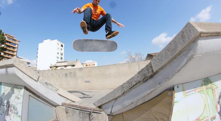 SMYD. Skate, Música y Diversión con Miguel Urbina