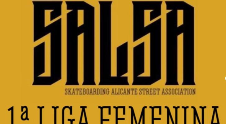 Liga femenina (online) de la asociación Salsa