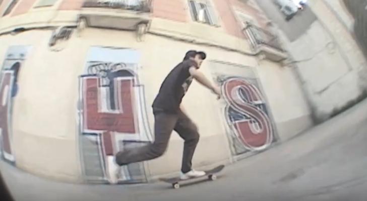 Nuevo clip de Miguel Cidraque x Feel