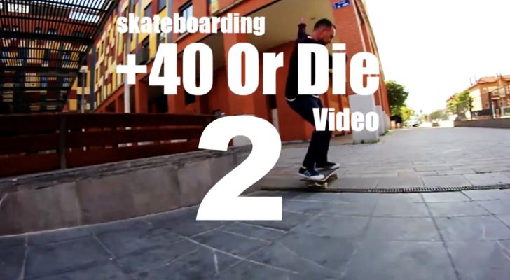 ¿Quieres salir en el vídeo»+40 Or Die 2″?