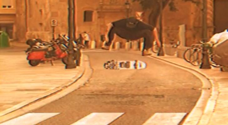 Snazzy, el vídeo de Villains Conspiracy y Olé Skateboards