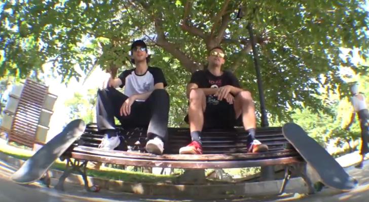 «Skate Or Die» el nuevo tema del skater mallorquín ERRE.M