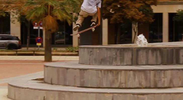Clip del «Family Matters» tour de Imagine Skateboards