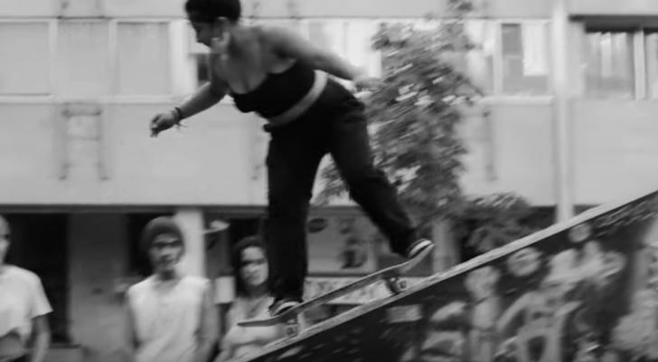 Documental sobre el colectivo de skaters madrileñas Shojo