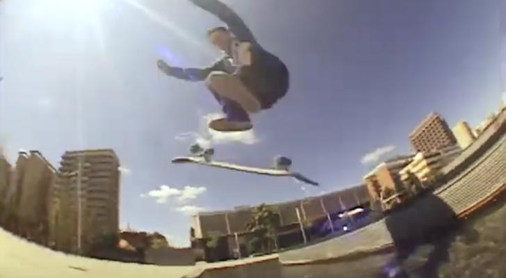 Nomad da la bienvenida a Jorge de Torres con este clip