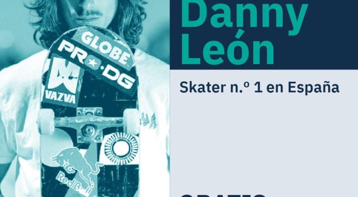 Inscríbete gratis en un streaming con Danny León