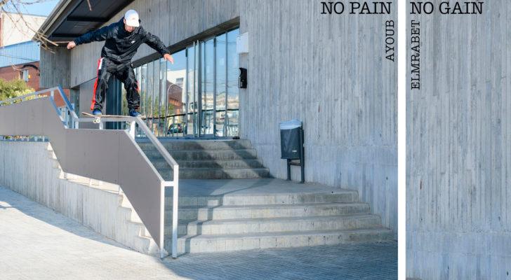 No Pain No Gain. Estreno de la nueva parte completa de Ayoub Elmrabet