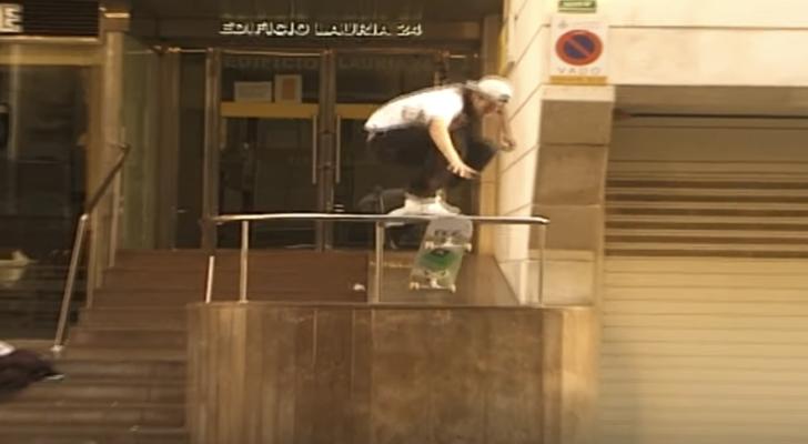 «La Peste». Nuevo vídeo completo desde Valencia